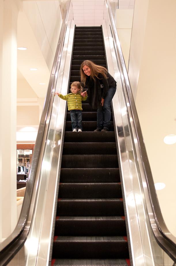 لسلامة طفلك أثناء التسوق